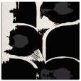 rug #651309 | square black abstract rug