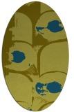 rug #651719 | oval abstract rug
