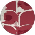 rug #652575 | round abstract rug
