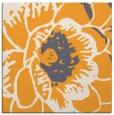 rug #655173   square light-orange graphic rug