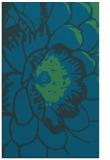 rug #655609 |  blue rug