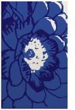rug #655633 |  blue-violet natural rug