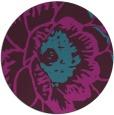 rug #655947 | round graphic rug