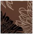 rug #656601 | square brown rug