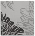 rug #656785 | square red-orange graphic rug