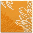 rug #656929 | square light-orange graphic rug