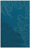 rug #657341 |  blue-green natural rug