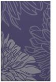 rug #657377 |  blue-violet natural rug