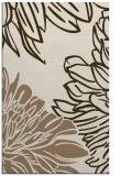 rug #657441 |  beige graphic rug