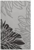 rug #657489 |  orange graphic rug