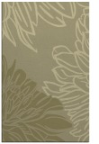 rug #657613 |  light-green graphic rug