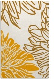rug #657625 |  light-orange graphic rug