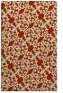 rug #661007 |  damask rug