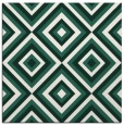 rug #661997 | square green rug