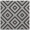 rug #662065 | square orange geometry rug