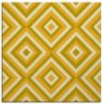 rug #662153   square yellow rug