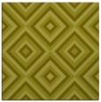 rug #662185 | square light-green retro rug