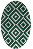 rug #662349 | oval rug