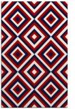 rug #662809 |  red popular rug