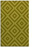 rug #662889 |  light-green retro rug