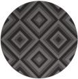 rug #663069   round brown popular rug