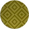 rug #663243 | round retro rug