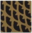 rug #663645 | square brown rug