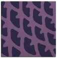 rug #663721   square purple abstract rug