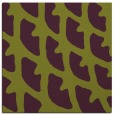 rug #663853 | square purple abstract rug