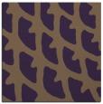 rug #663857 | square purple rug