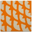 rug #663941   square orange abstract rug