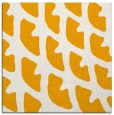 rug #663961 | square light-orange abstract rug