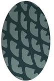rug #664051 | oval popular rug