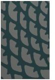 rug #664457 |  green abstract rug