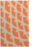 rug #664525 |  beige abstract rug