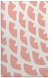 rug #664549 |  pink abstract rug