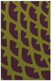 rug #664557 |  purple abstract rug