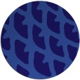 rug #664786 | round abstract rug