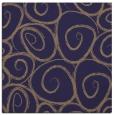 rug #667253 | square blue-violet rug