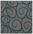 rug #667273 | square green natural rug