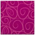 rug #667353 | square pink circles rug