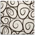 rug #667441 | square brown natural rug