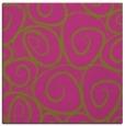 rug #667474 | square circles rug