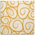 rug #667482 | square circles rug