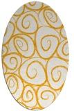 rug #667834 | oval circles rug