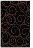 rug #667865 |  black natural rug
