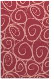 rug #668065 |  pink rug