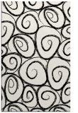 rug #668121    white circles rug