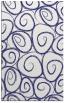 rug #668129    blue circles rug