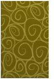 rug #668169 |  light-green circles rug